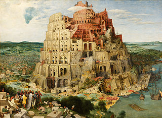 The Tower of Babel, by Pieter Bruegel the Elder
