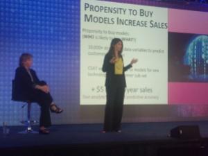 Liz Spencer & Elizabeth Rector of Cisco talk text-infused analytical models