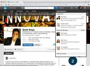 LinkedInAmyx