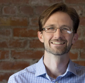 Computational linguist Jason Baldridge, co-founder and chief scientist of start-up People Pattern