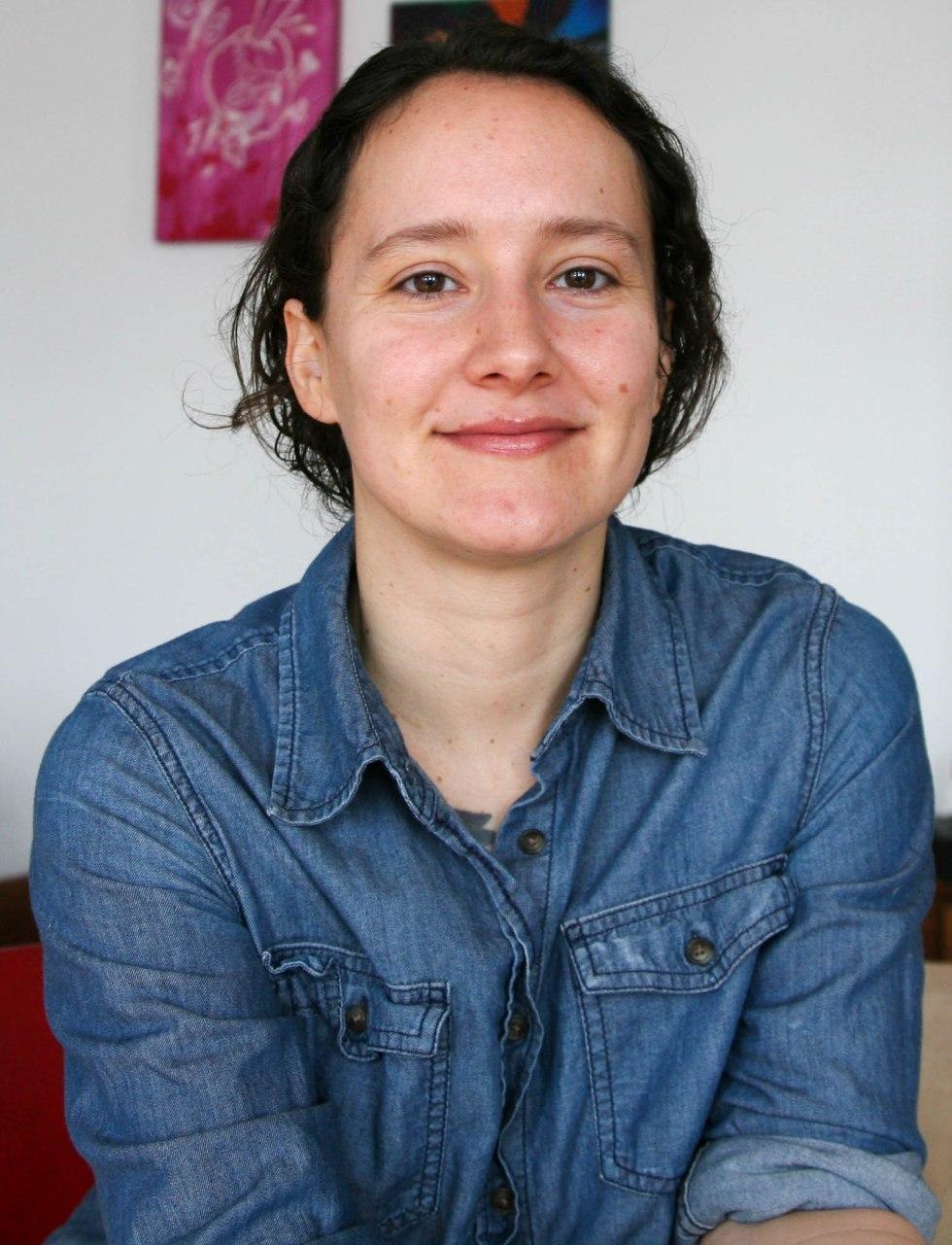 Pythonista Katharine Jarmul