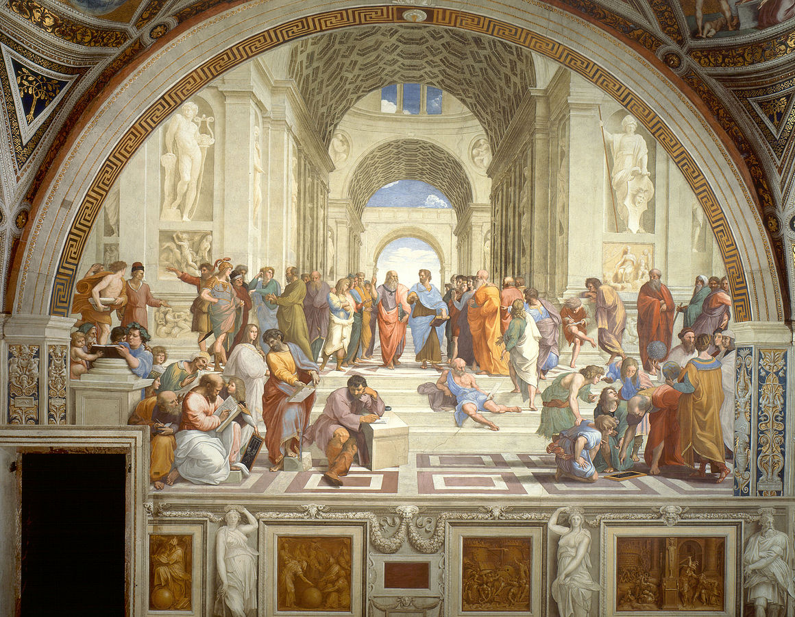Raphael, The School of Athens
